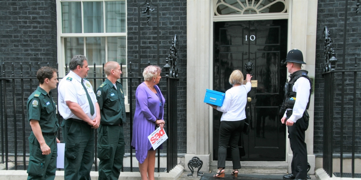 Ask your MP to Support the Second Reading of the Defibrillator Bill on 10th September 2021.