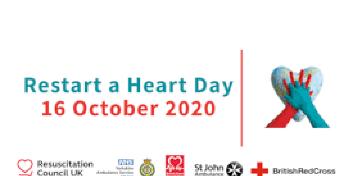 SADS UK Supports Restart A Heart Day