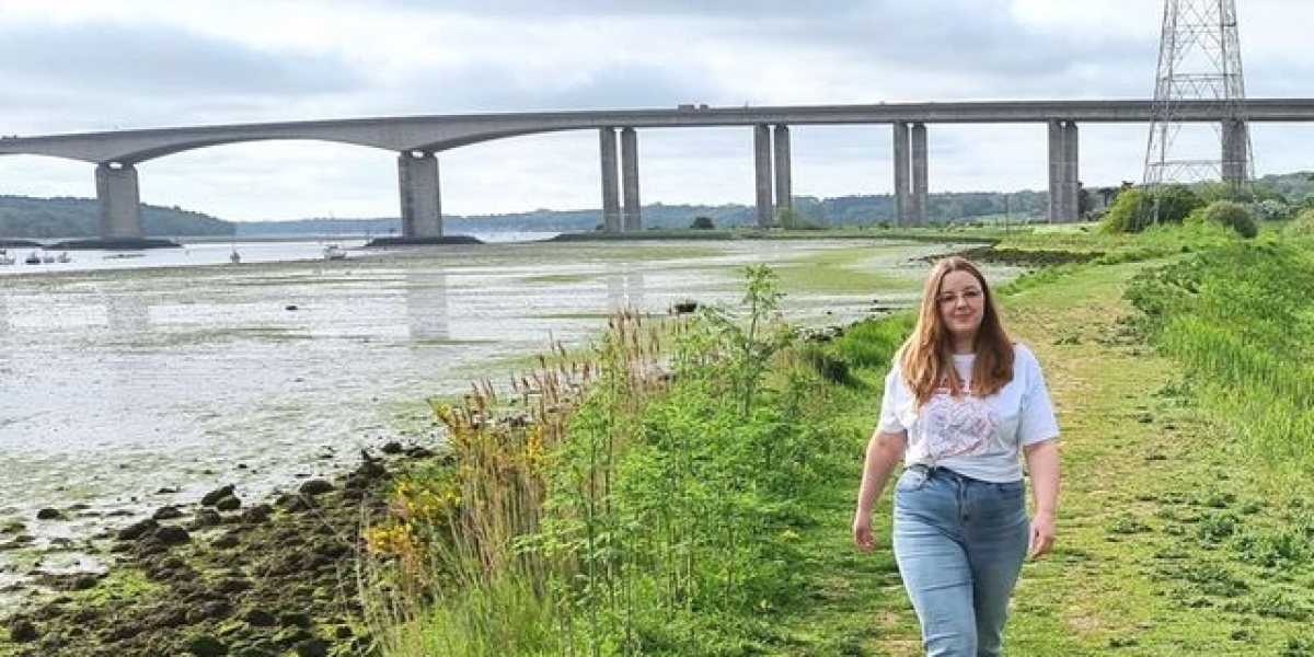 30 Day 100 Mile Walking Challenge for SADS UK In Memory of Amelie Guerin