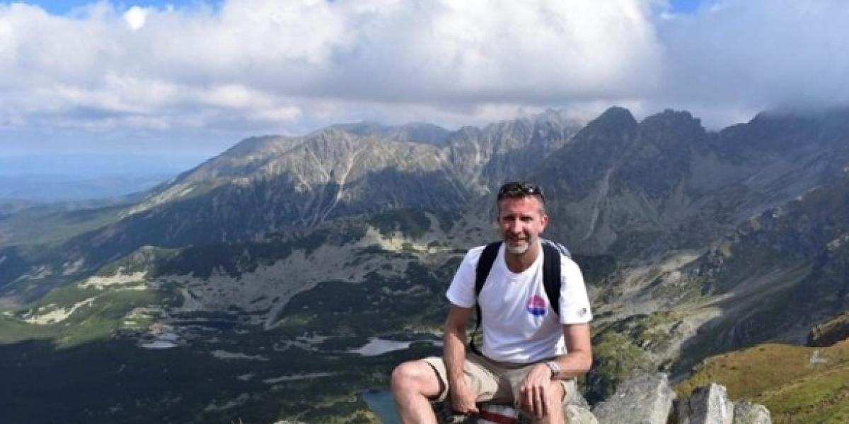 Tesco Extra Havant Team 3 Peaks Challenge for SADS UK